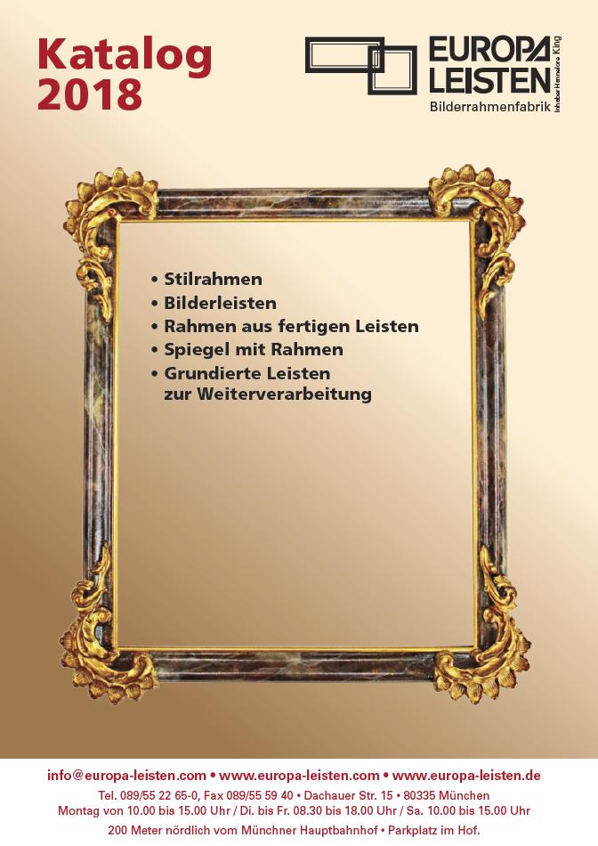 Bilderleisten, Europa Leisten - Deutschlands größte Barock- und ...