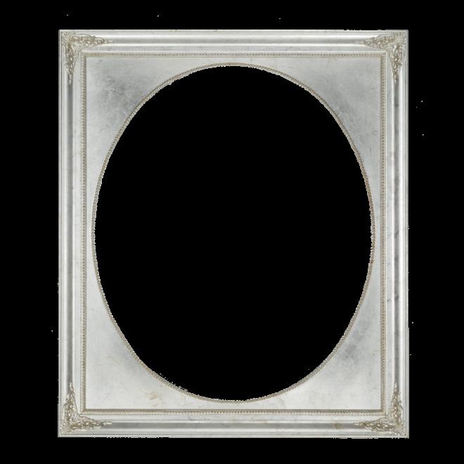 rahmenmodell antik oval silber. Black Bedroom Furniture Sets. Home Design Ideas